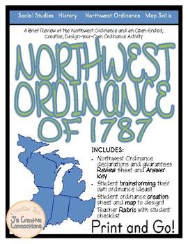 Northwest Ordinance Activity
