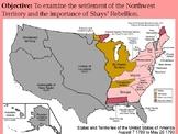 Northwest Ordinance and Shays' Rebellion PowerPoint Presentation