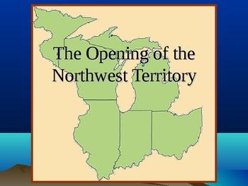 Northwest Ordinance of 1787 Interactive Class Auction