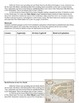 Northwest Passage French and Dutch Exploration Worksheet