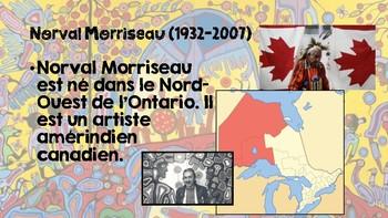 Norval Morriseau Power Point