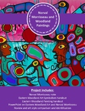 Norval Morrisseau and Woodland Paintings