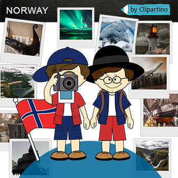 Norway Clipart-Top 11 Tourist Places
