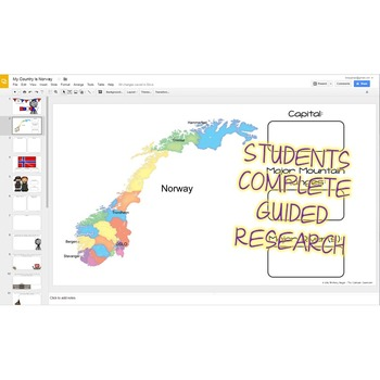Norway Country Study - Google Drive Version