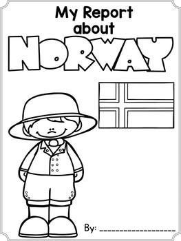 Norway Country Study- Writing Paper