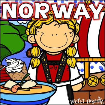 Norway: Differentiated Little Country Books