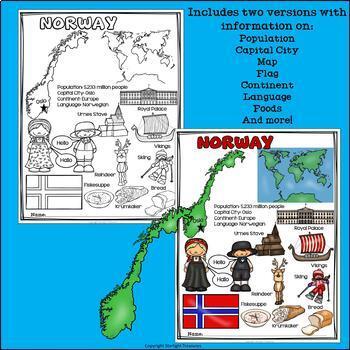 Norway Fact Sheet