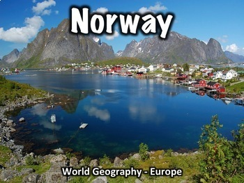 Norway Geography, History, Government, Economy, and Cultur