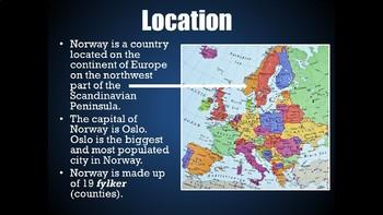 Norway PowerPoint