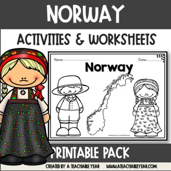 Norway- Vocabulary Pack
