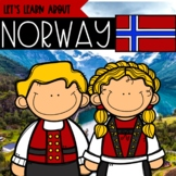 Norway : a mini unit all about the country of Norway