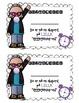 Høyfrekvente ord - Slå klokka Sett #5-7 (BM & NN) ★Samlepakke★