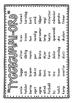 Høyfrekvente ord - Slå klokka; Sett #8 (BM & NN)