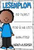 Lesebelønningssystem inkl. diplomer, logg og oversikter (BM & NN)