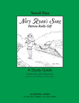 Nory Ryan's Song - Novel-Ties Study Guide