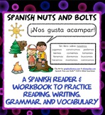 Nos gusta acampar: A Spanish verb workbook/reader (nosotros)