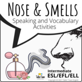 Nose & Smells: Body Vocabulary and Body Idioms Activities,