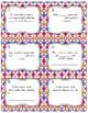 Nosotros Commands Task Cards