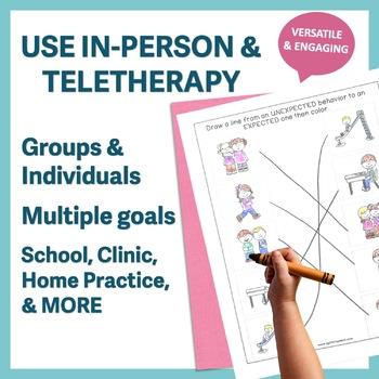 Pragmatic language Not Bad Behavior!  Expected and unexpected behaviors