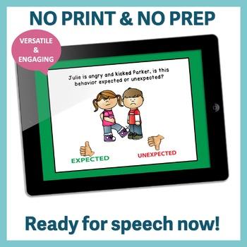 Not Bad Behavior Expected Unexpected Behavior Pragmatic Language Bundle