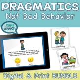 Not Bad Behavior Expected Unexpected Behavior Pragmatic Language Bundle