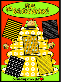 Not My Beeswax, A Game About Minding My Own Business