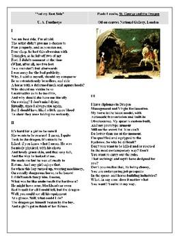 """Not My Best Side"" U.A. Fanthorpe Archetypal Poem Lesson"