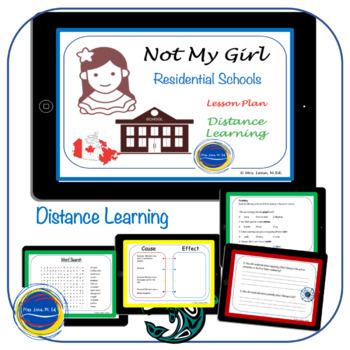 Not My Girl - Lesson Plan