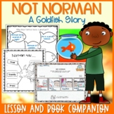 Not Norman RL 3 Lesson Plan and Book Companion