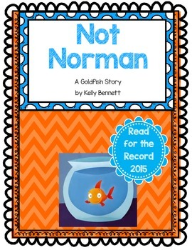 Not Norman - Read for the Record 2015