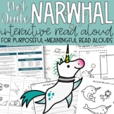 Not Quite Narwhal Interactive Read Aloud and Activities