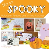 Halloween Activities Reading and Writing