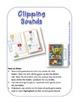 Not So Wimpy File Folder Game: Clipping Sounds (Short Vowel Sounds)