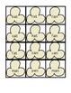 Not So Wimpy File Folder Game: Popcorn Sorts ( short vowel sounds/word endings)