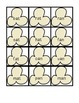 Not So Wimpy File Folder Game: Popcorn Sorts ( short vowel