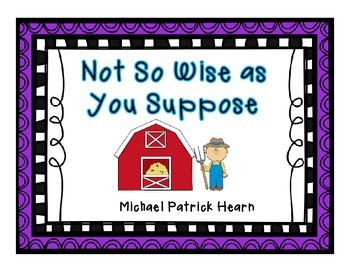 Not So Wise as You Suppose {{Folktale Small Group Lesson Bundle}}