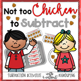 Differentiated Subtraction Unit; Subtraction w/ & w/o Regr