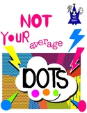 Not Your Average Dots - 5 Art Dots Pages