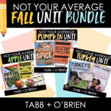 Not Your Average FALL Bundle
