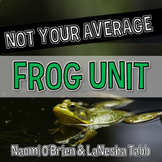 Not Your Average Frog Unit