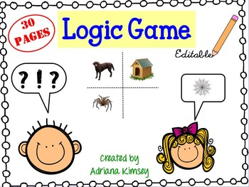 """Not Your Average Pattern Game - Best Logic Game Everrr!"""