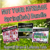 Not Your Average Spring(ish) Bundle