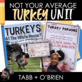 Not Your Average TURKEY Unit