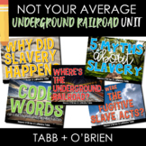 Not Your Average Underground Railroad Unit