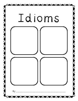 Not Your Grandma's Idioms: A Common Core No Prep Unit