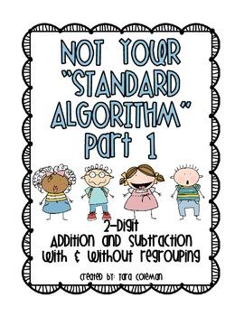 Not Your Standard Algorithm (part 1)