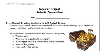 Not Your Typical Explorers Project