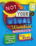 Not Your Usual Workbook, Grade K
