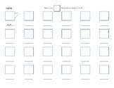 Not a Box - Imagination Worksheet