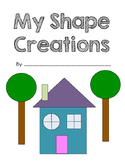 Not a Shape Activity Book for Not a Box By: Antoinette Portis